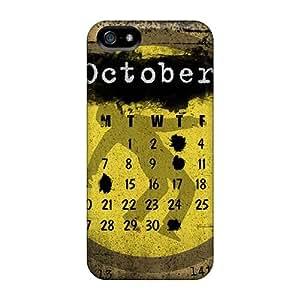 ChristopherWalsh Iphone 5/5s Shock Absorbent Hard Phone Case Customized Trendy Green Day Band Skin [ptI7611skMa]