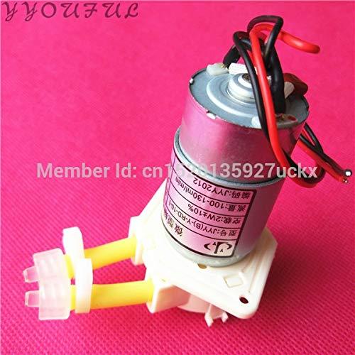Printer Parts 1pc Retail Wide Format Printer peristaltic Ink Pump JYY 100-130ml/min 24V DC for Yoton Mut0h Allwin Human Yoton DX5 - Ml 130 Part