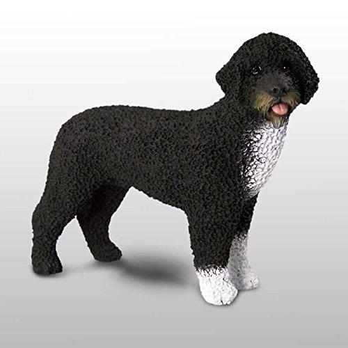 (Conversation Concepts Portuguese Water Dog Presidential Standard Figurine)