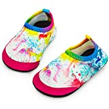 Apolter Baby Boys and Girls Swim Water Shoes Barefoot Aqua Socks Non-Slip