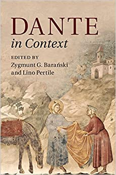 Dante in Context (Literature in Context)