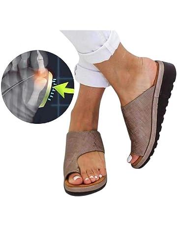 19219d800198 2019 New Women Comfy Platform Sandal Shoes Summer Beach Comfortable Ladies  Shoes Travel Shoes Fashion Sandals