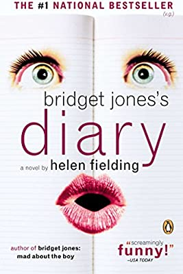 Bridget Jones's Diary: A Novel: Fielding, Helen: 9780140280098: Amazon.com:  Books