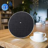 Consumer YHM NILLKIN MC2 Sound System Wireless Bluetooth Stereo Speaker with Remote Control and Aux Port Connection/NFC(Black) (Color : Black)