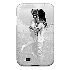 New Arrival Happy Love Life For Galaxy S4 Case Cover