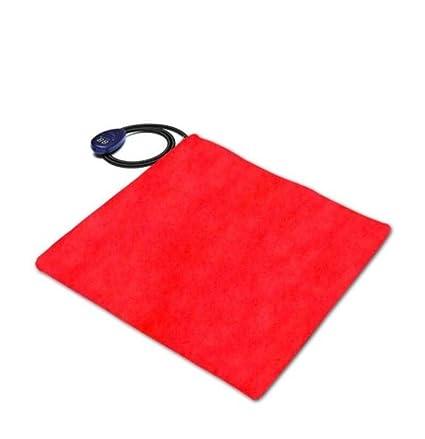 xueyan& Mascota manta eléctrica almohadilla de calefacción a prueba de agua anti-mordida calefacción eléctrica