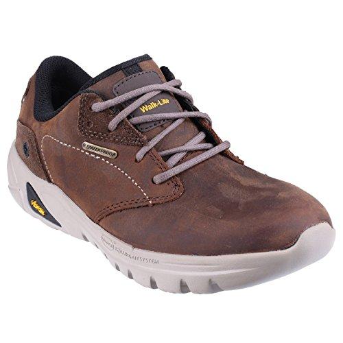 Hi-Tec - Zapatos para caminar Modelo Witton V-Lite hombre caballero Negro