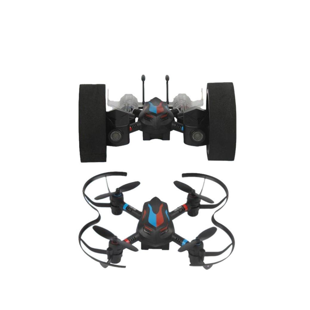 Omiky® Mode 2017 LIDIRC L18 Drone 2.4G 6CH 6-Achsen-Mini-RC Gyro Air Force Flugzeug ohne Kamera