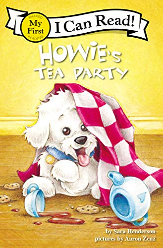 Howie's Tea Party (I Can Read! / Howie ()