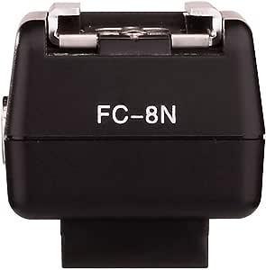 NEEWER FC-8N Hot Shoe Flash Wireless Optical Slave Trigger PC Sync for Canon 580EX II, 580EX, 550EX, Nikon SB-900 SB-800 SB-80DX SB-28 SB-27, Sony HVL-F58AM HVL-F43AM