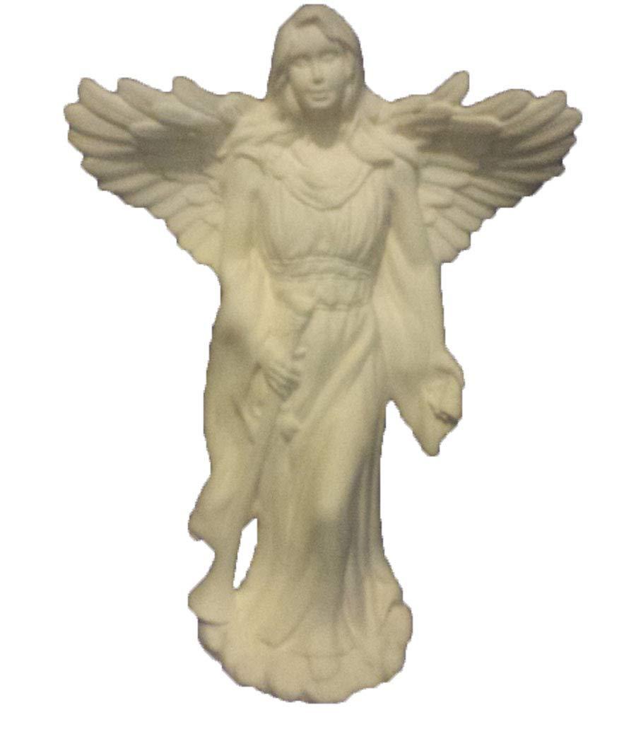 Millennium Angel 12 Ceramic Bisque Ready to Paint