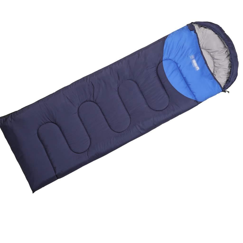 Outdoor-Schlafsack Warme, leichte, gespleißte Umschlagschlafsäcke mit Kompressionssack. Idealer Rucksack für Wanderer - 220 × 75 cm (Farbe   A2)