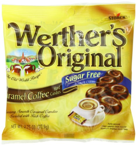 Werthers Sugar Free Candies Caramel product image