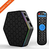 [Newest Android 7.1 3G/32G]Haswe 2017 Powerful Android 4K TV BOX 3GB Ram 32GB Rom T95Z Plus Amlogic S912 Octa Core 64 Bit 2.4G/5G Dual-Band Wifi 1000M LAN 1080P H.265 Smart 4K Full HD Set Top TV BOX