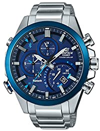 "[Solar Watch] (EDIFICE) ""TIME TRAVELLER"" EQB-501DB-2AJF(Japan Import-No Warranty)"