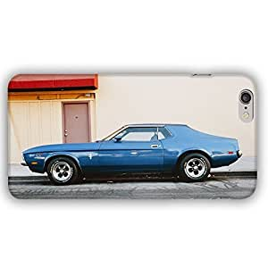 1975 Ford Mustang Fastback Classic Car iPhone 6 Plus Slim Phone Case