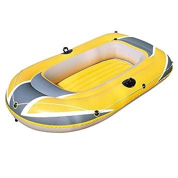 SS Boat Kayak Bote Inflable, Material De PVC Grueso, Adecuado para ...