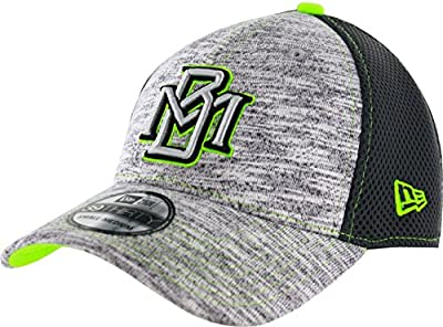 New Era Milwaukee Brewers Clubhouse 39THIRTY Hat