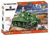 COBI World of Tanks M4 Sherman Tank