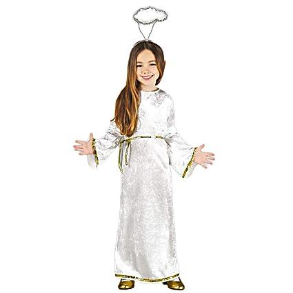 Disfraz de ángel infantil 3-4 años: Amazon.es: Juguetes y juegos