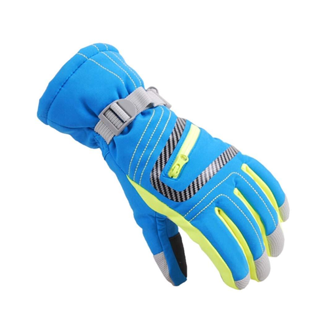 AZBYC Winter-Thermische Handschuhe Kalte Beweis-Ski-Handschuhe Snowboard-Handschuhe Für Das Radfahren Laufen   Klettern Wandern   Sport Im Freien