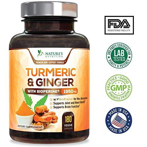 Buy turmeric curcumin bioperine