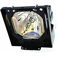 BenQ SP840 Multimedia Video Original OEM Lamp with Cage Assembly