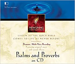 Psalms and Proverbs: NLT: Mike Kellogg, Tyndale