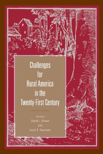 Challenges for Rural America in the Twenty-First Century (Rural Studies)