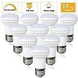 R16/BR16 Not Dimmable LED Light Bulb 700 Lumens, 7 Watt Equivalent to 70 Watt Incandescent Bulb 120° Beam Angle, E26 1.02 Inch Medium Base, 5000K Daylight White 120 Volt,CRI 85+ (10 Pack)