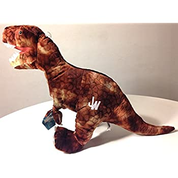 Universal Studios Jurassic World Park Tyrannosaurus Rex T-Rex Dinosaur Plush Stuffed Animal 20