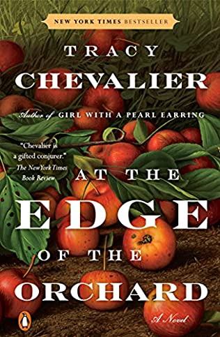 book cover of At the Edge of the Orchard