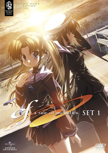 Ef a tale of melodies. DVD SET 1 [Japan Import]