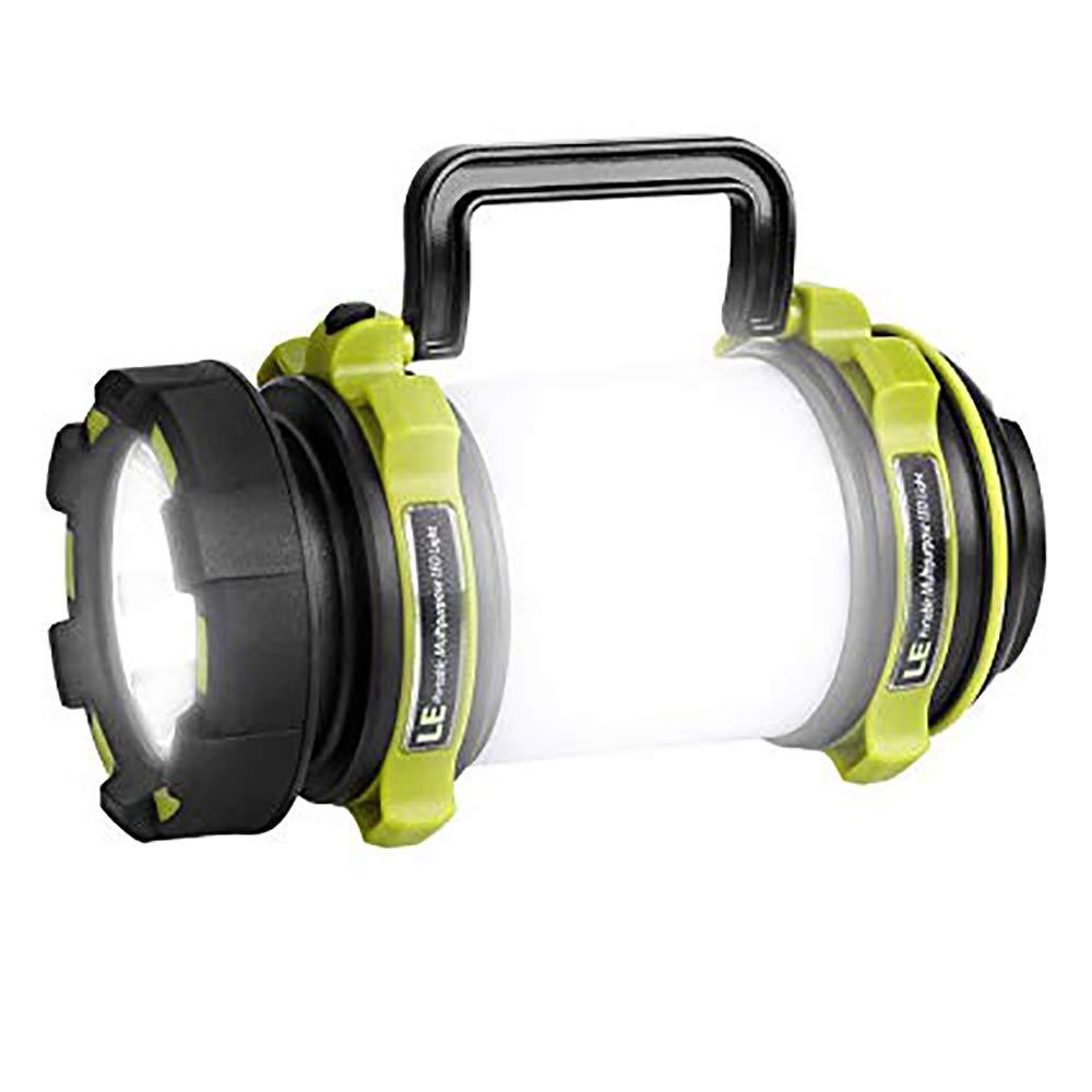 Fdhd LED-Außen-Suchlicht tragbare Blendlampe wiederaufladbare Taschenlampe Multifunktionsgerät High-Power-tragbare Lampe