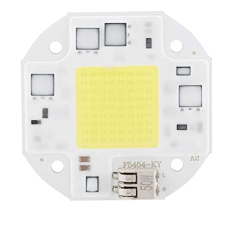 Riuty Alta Potencia Led Chip, Super Brillante Intensidad SMD COB ...