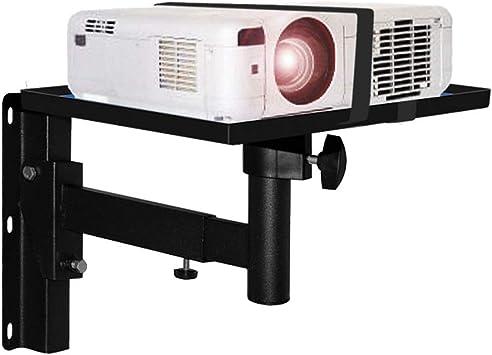 JLCN Soportes para proyectores Proyector Soporte De Pared ...
