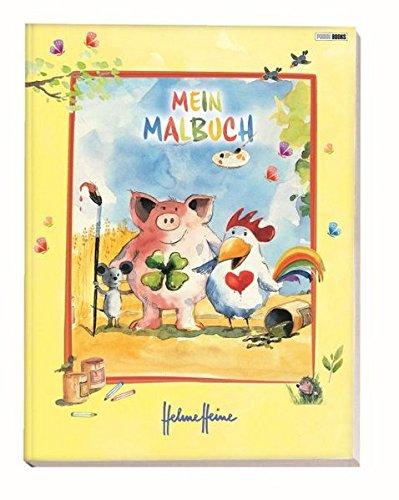 fashion styles dirt cheap reasonably priced Helme Heine: Mein Malbuch: Amazon.de: Panini Verlags GmbH ...