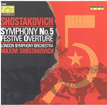 Shostakovich: Symphony No.5, Festive Overture