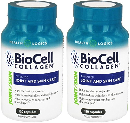 Health Logics BioCell Collagen Joint and Skin Care 120 Capsules (2 ()