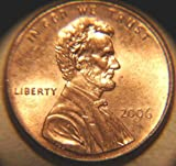 2006 Lincoln Cent (Brilliant Uncirculated)