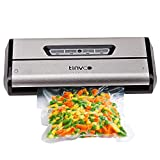 TINVOO VS100S Vacuum Sealer Machine Upgrade Automatic Food Sealer Machine with Starter Kit