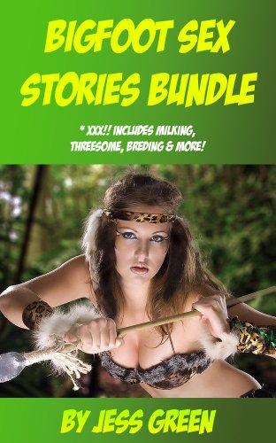 Bigfoot sex stories
