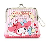 Sanrio My Melody Coin Coin stripe From Japan New