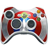Civil War Shield Print Xbox 360 Wireless Controller Vinyl Decal Sticker Skin by LE Prints Review