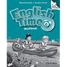 English Time: 6 Workbook with Online Practice