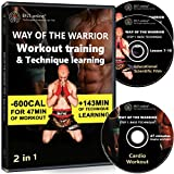 Workout DVD at Home Fitness Videos for Women Men - 190 Minutes