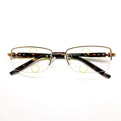 MMZZ Reading Glasses Gafas de Lectura progresivas ...