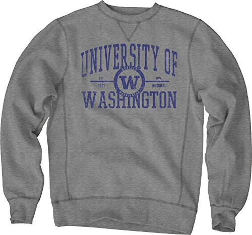 NCAA Washington Huskies Sanded Fleece Cr - Washington Huskies Tailgate Shopping Results