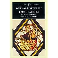 Four Tragedies: Hamlet, Othello, King Lear, Macbeth (Penguin