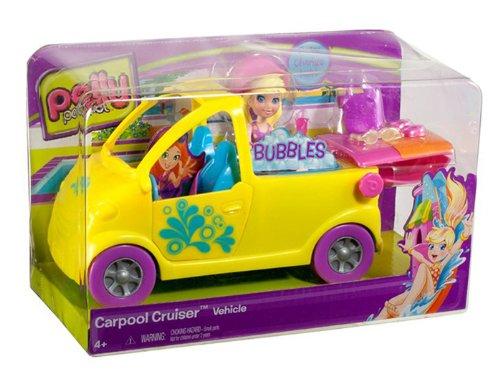Polly Pocket Carpool Cruiser